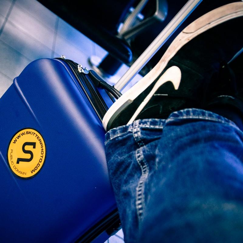 Cómo preparar una maleta de mano para invierno y lograr que entre todo