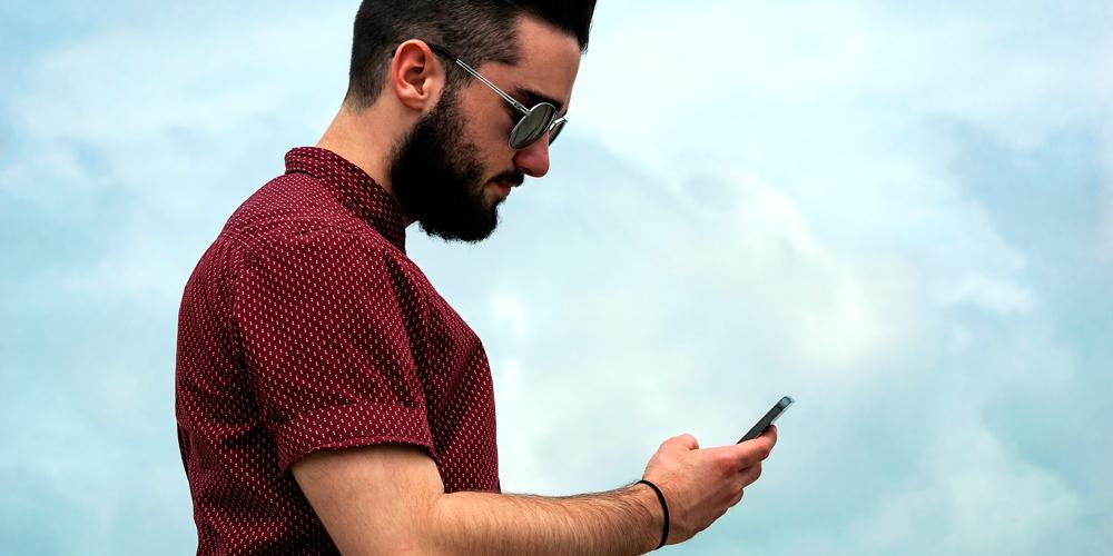 Síndrome del cuello roto a causa del smartphone