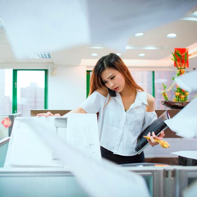 Cómo combatir el estrés de un nuevo trabajo