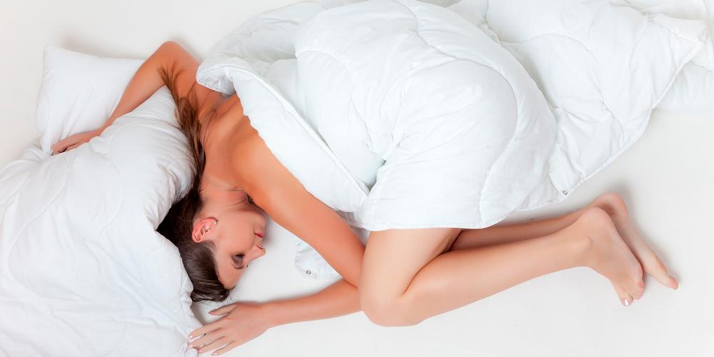 dormir sin ropa interior