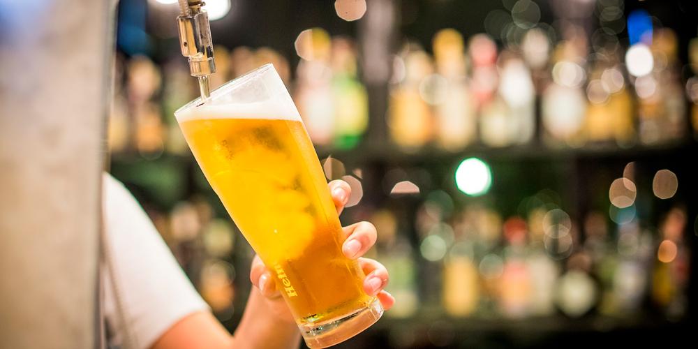 beber cerveza todos los días, efectos