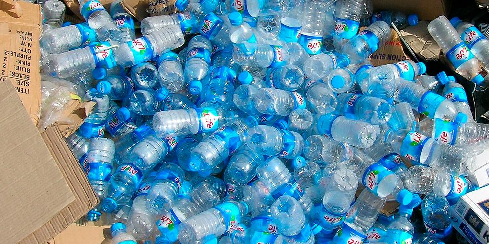 Reducir el consumo de plástico en casa