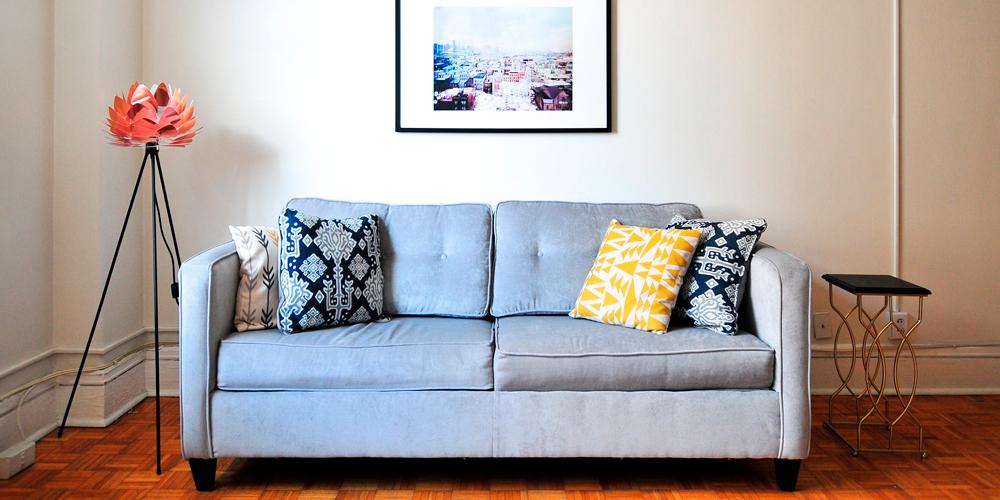 limpieza del sofá, trucos