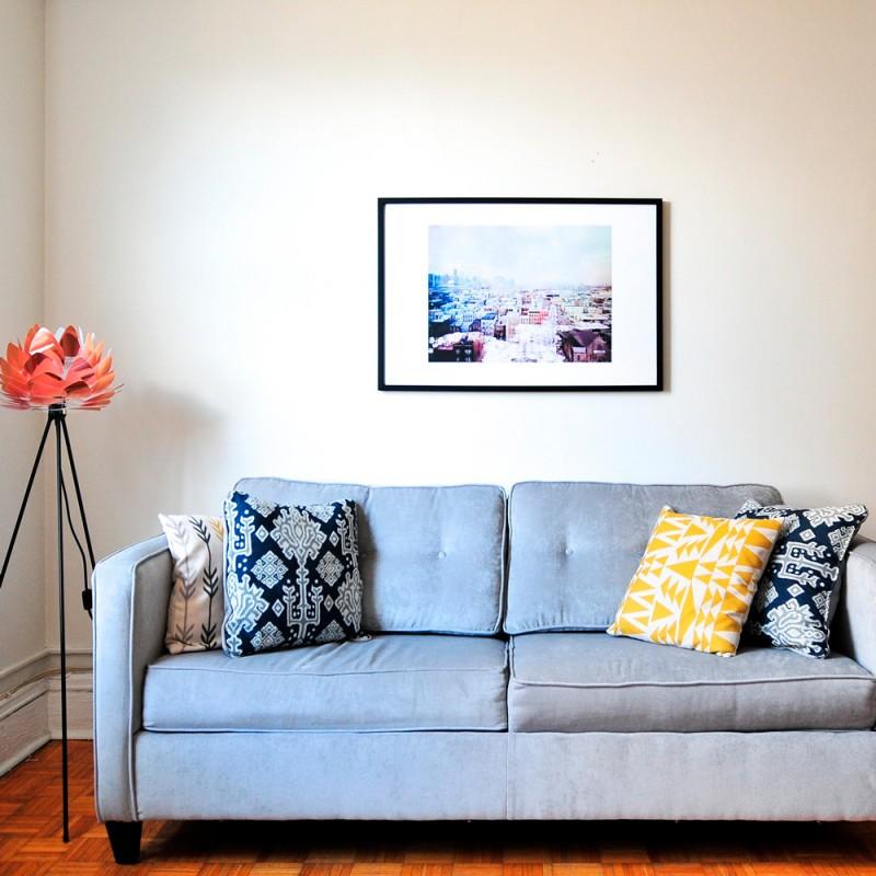 Cómo limpiar el sofá de forma sencilla y muy eficaz