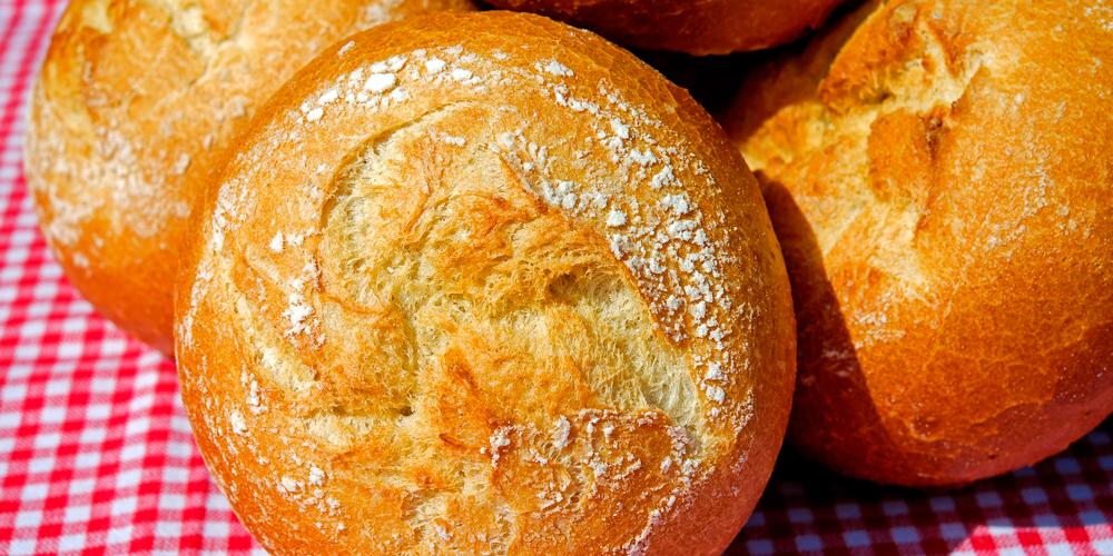 cuántas calorías tiene el pan