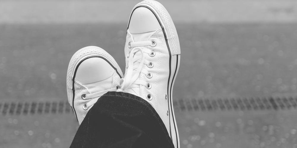 limpiar zapatillas blancas y que queden como nuevas