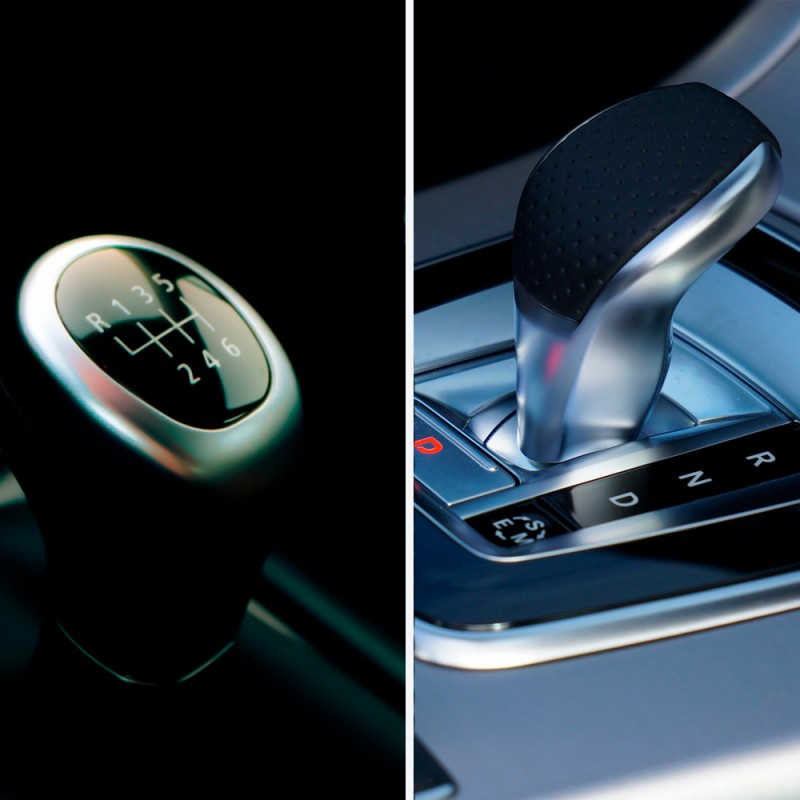 Cambio manual o cambio automático, ¿cuál es mejor para conducir?