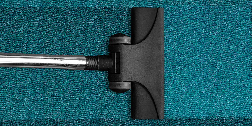 cómo limpiar la alfombra de casa