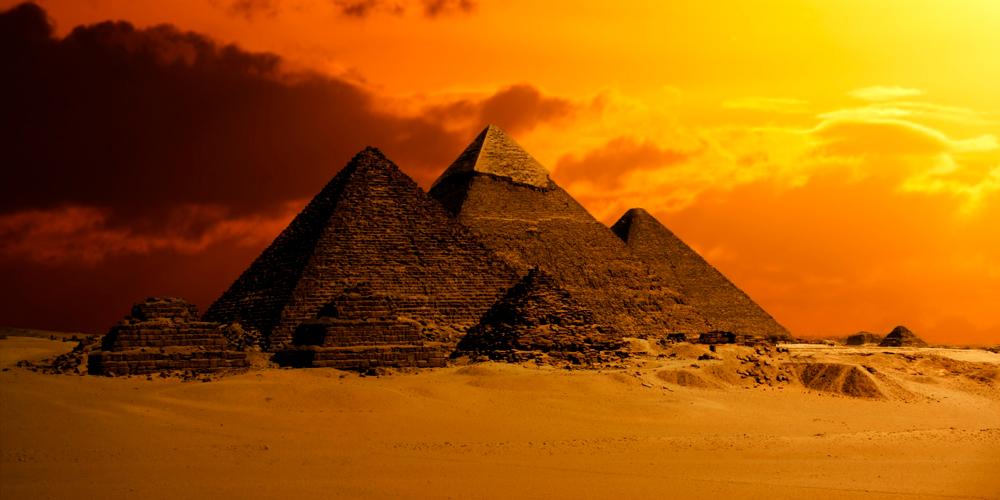 curiosidades de las piramides de egipto