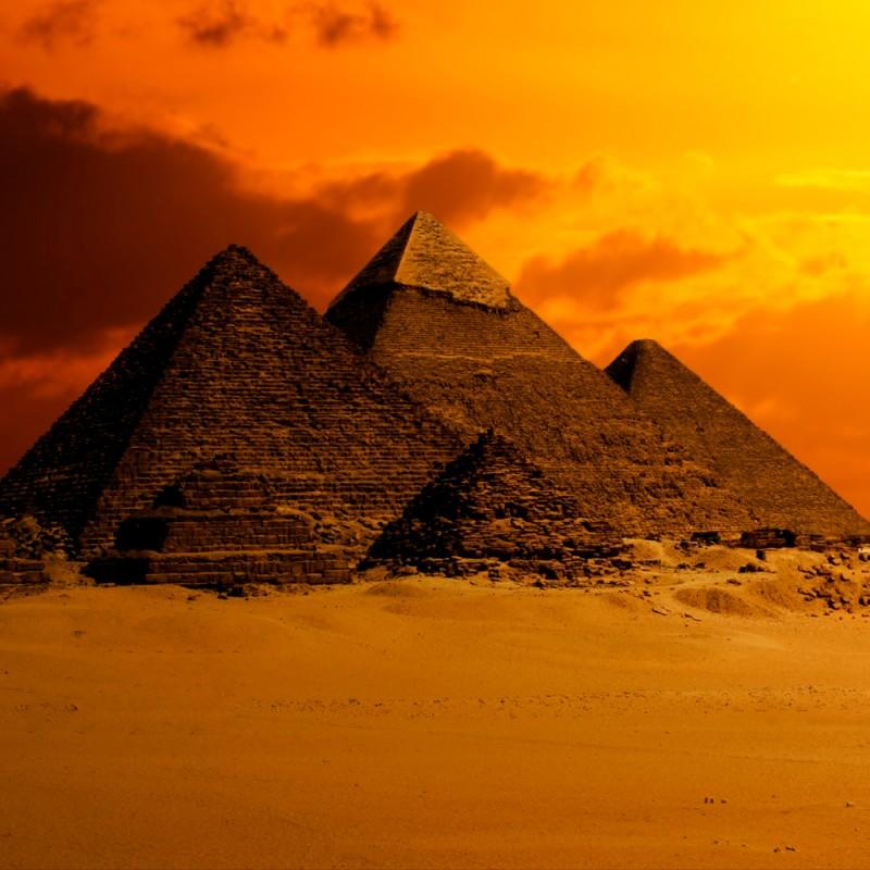 22  fascinantes curiosidades de las pirámides de Egipto que no conocías