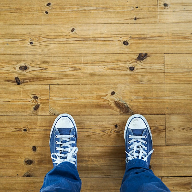 Cómo limpiar un suelo laminado o tarifa flotante