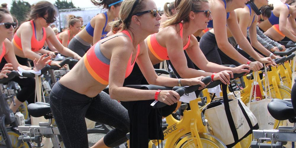 bicicleta para quemar calorías