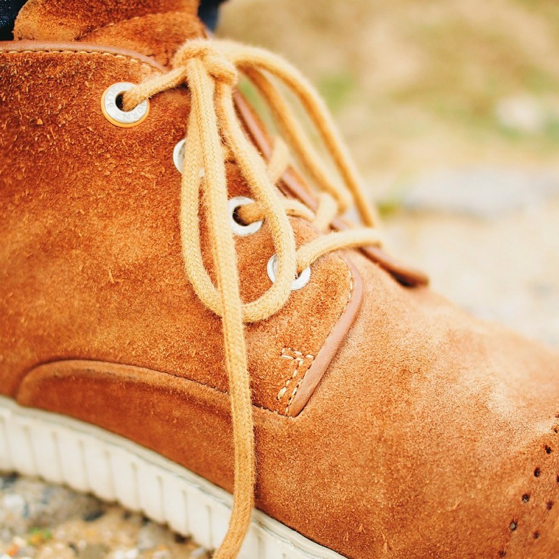 Cómo limpiar unas botas de ante para que queden como nuevas