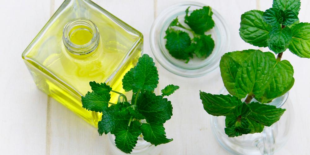 Aceites esenciales para la sinusitis y la congestión