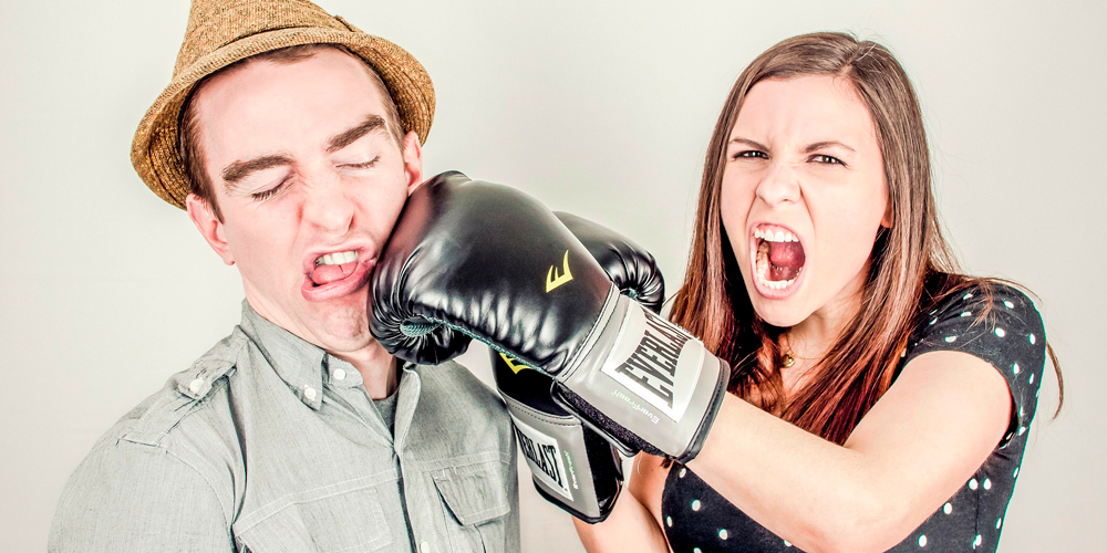 ganar una discusión de pareja