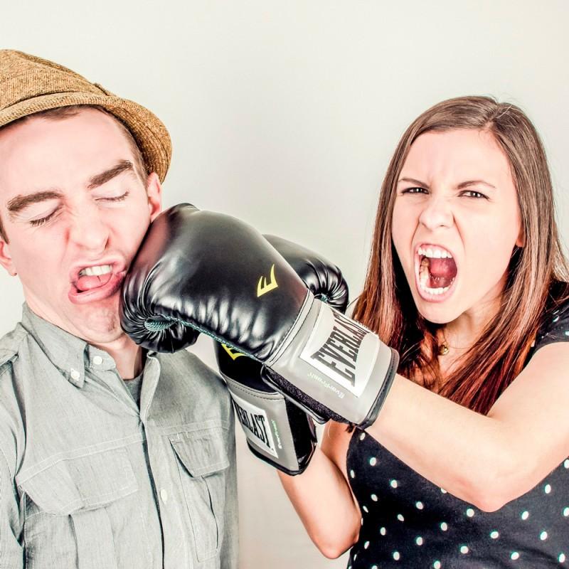 Cómo ganar en una discusión de pareja de forma inteligente