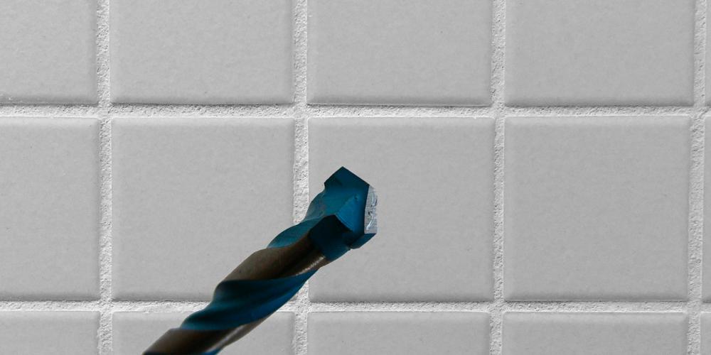Cómo taladrar sobre azulejo sin romperlo o agrietarlo 869ac88752d7