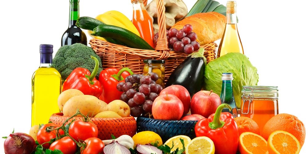 Calorías de los alimentos
