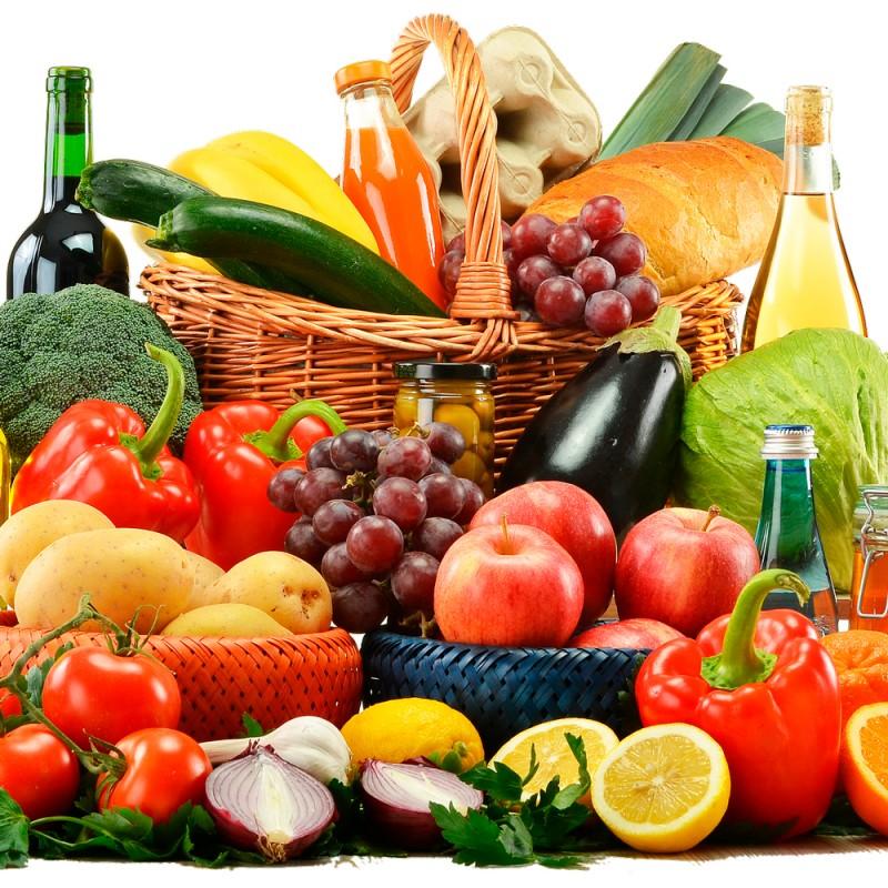 Cuántas calorías tiene cada alimento: verduras, frutas, carnes y pescados