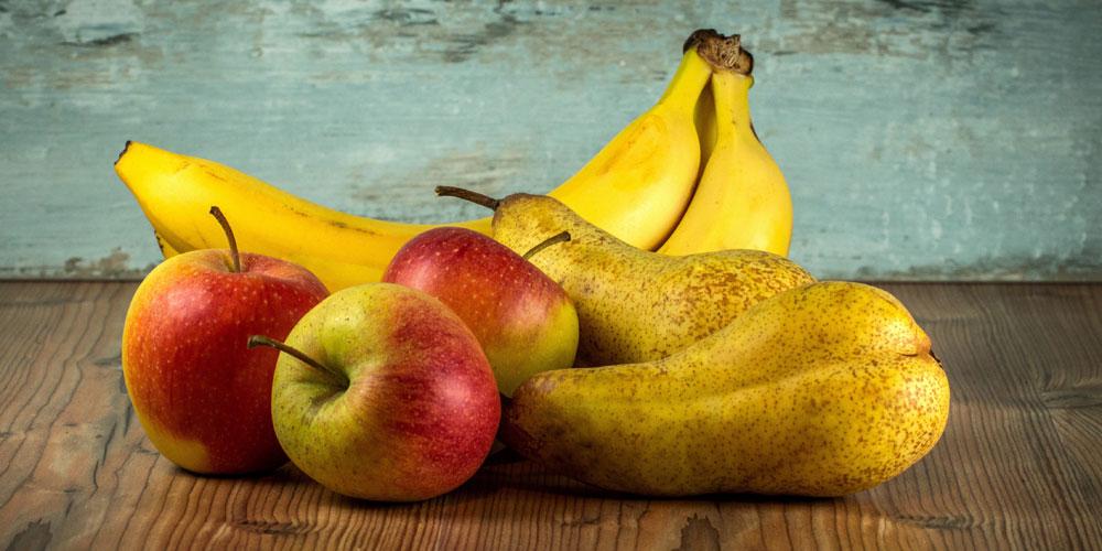 frutas y sus calorías