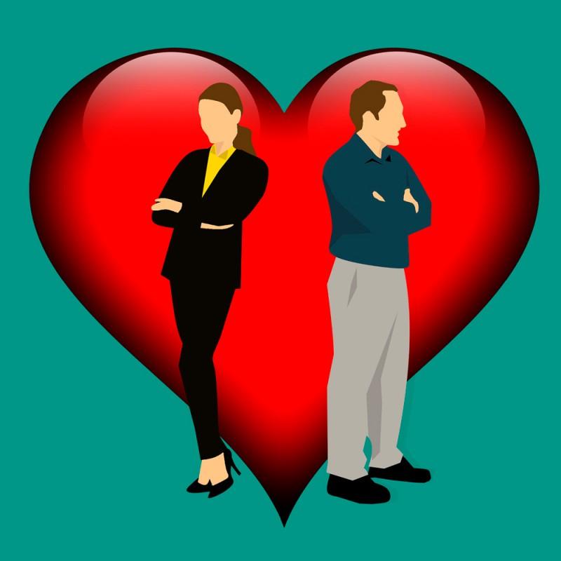 Por qué las parejas dejan de amarse