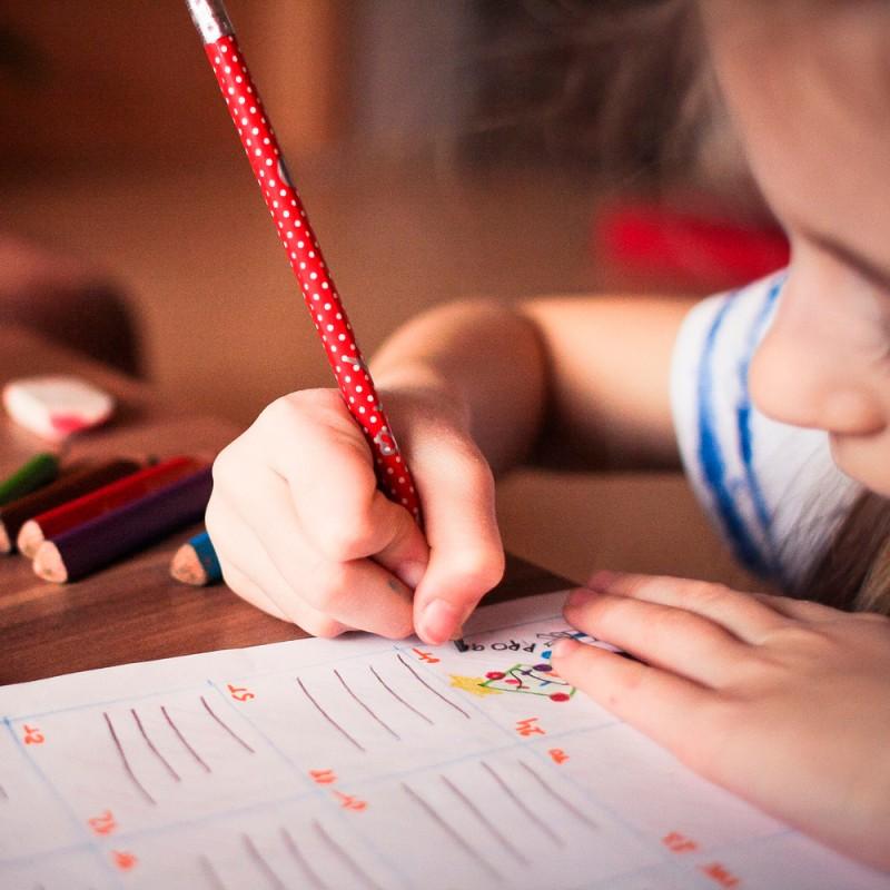 Ejercicios de repaso de lengua para niños de tercero de Primaria