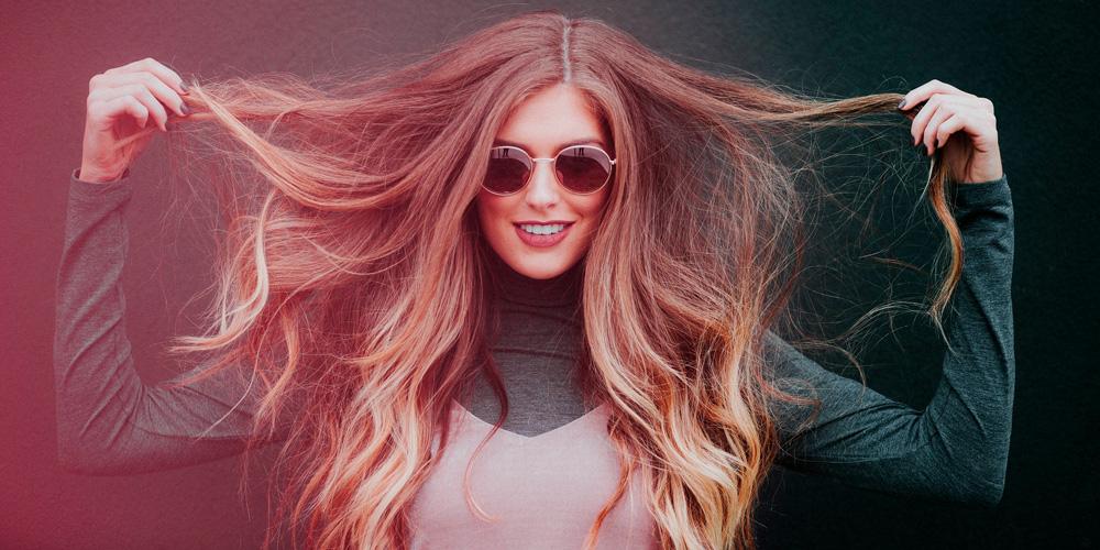cortar las puntas abiertas sin perder el largo del pelo