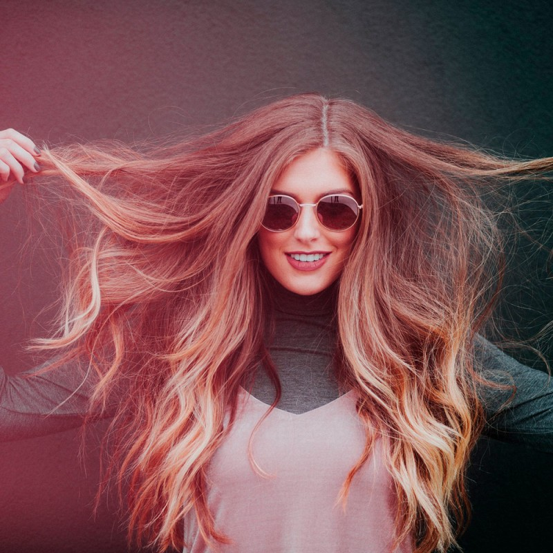 Cómo cortar las puntas abiertas sin perder el largo del pelo