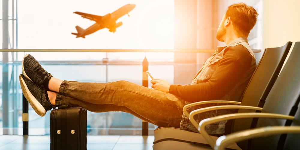 cómo no enfermar cuando viajas