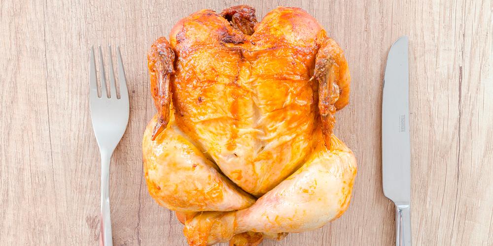restos de pollo, cómo hacer recetas con sobras