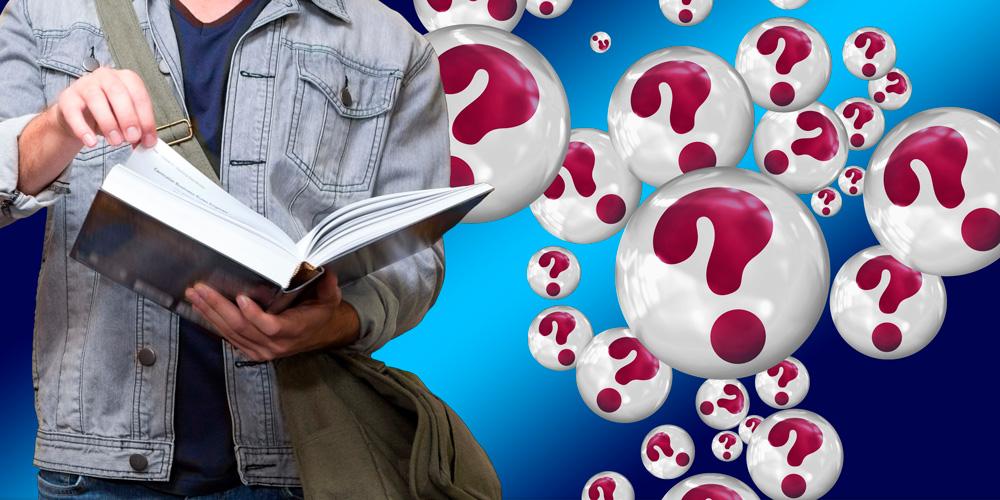 preguntas de literatura. Trivial