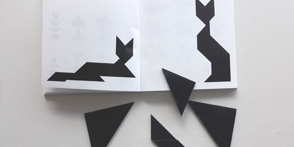 cómo se juega a tangram