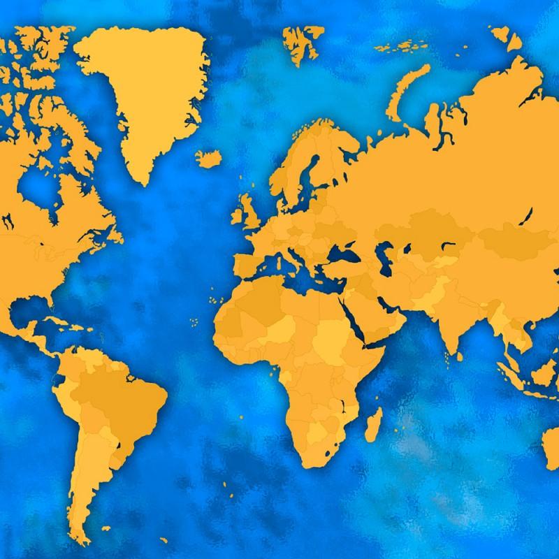 Cuántos océanos hay en el mundo, ¿1, 4 o 5?