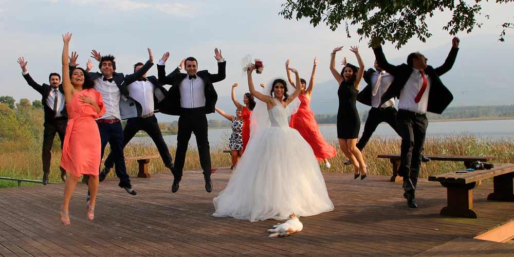 reglas de etiqueta para bodas