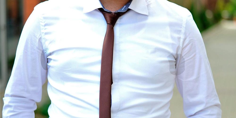 evitar manchas de sudor en la ropa
