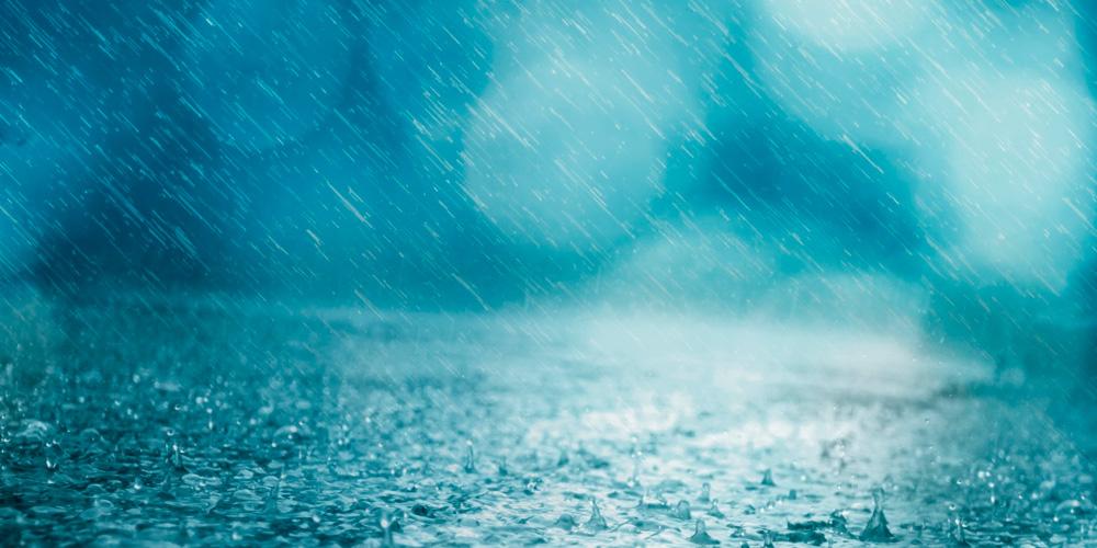 curiosidades de la lluvia