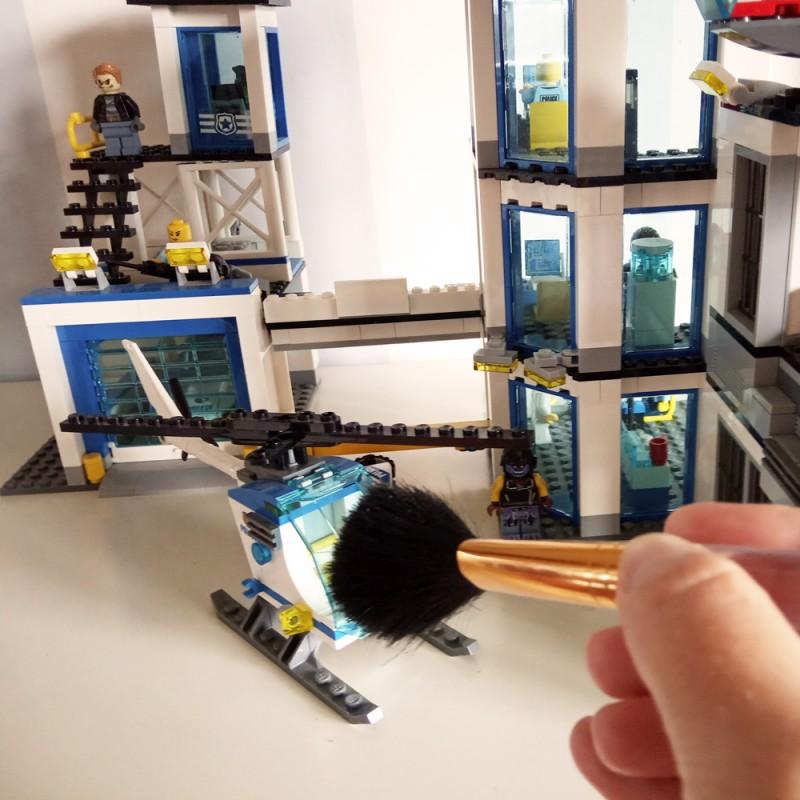 Cómo limpiar los Legos (piezas y sets) de forma fácil y rápida