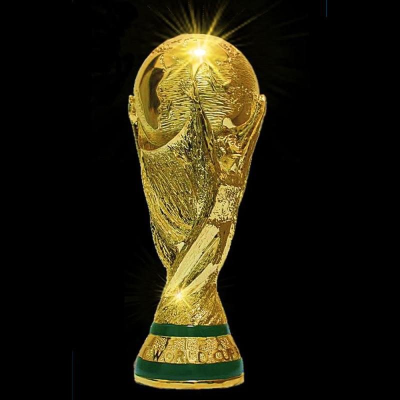 Cuál es la historia del trofeo de la Copa del Mundo de Fútbol