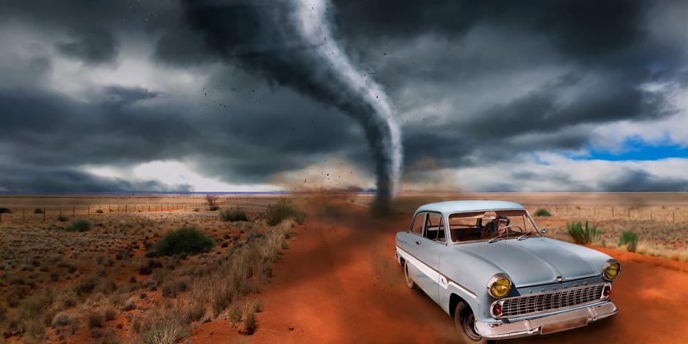 curiosidades de los tornados
