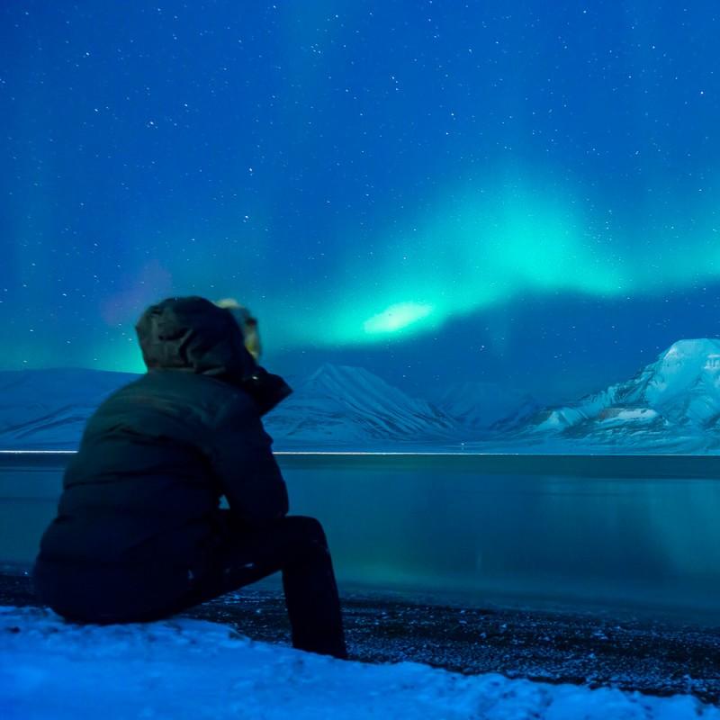 Dónde ver la aurora boreal y cuándo ocurre este fenómeno