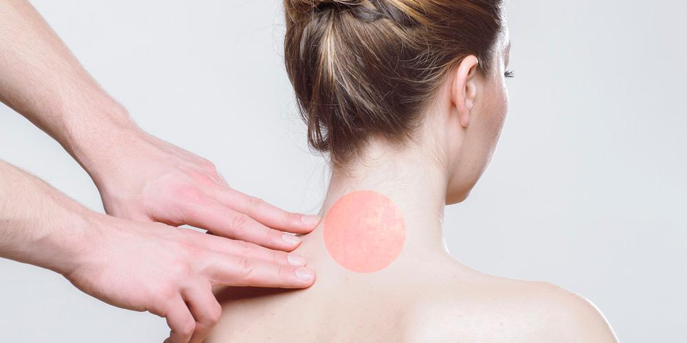 Aliviar el dolor de cuello