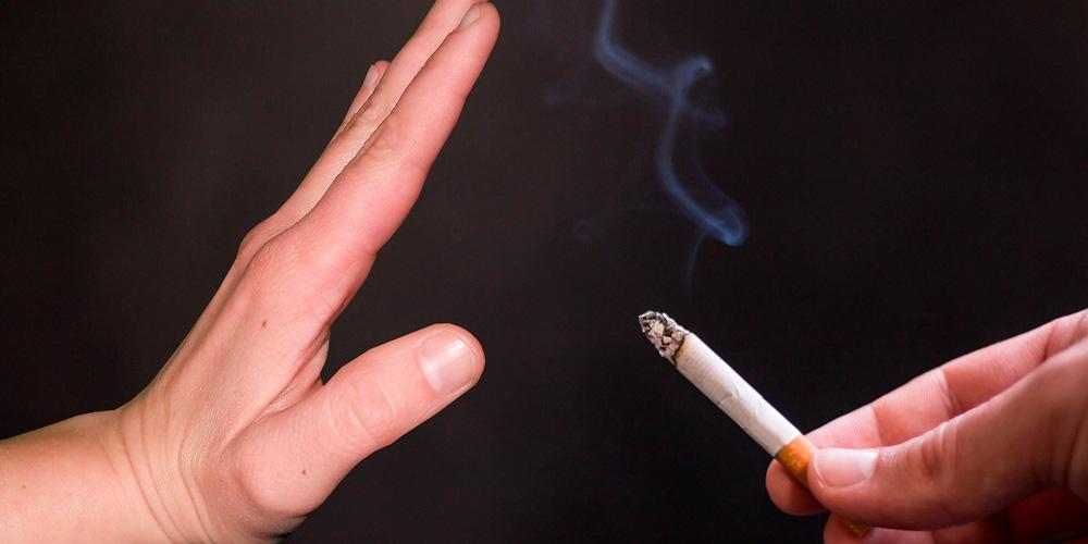 ¿Cómo puede evitar fumar?