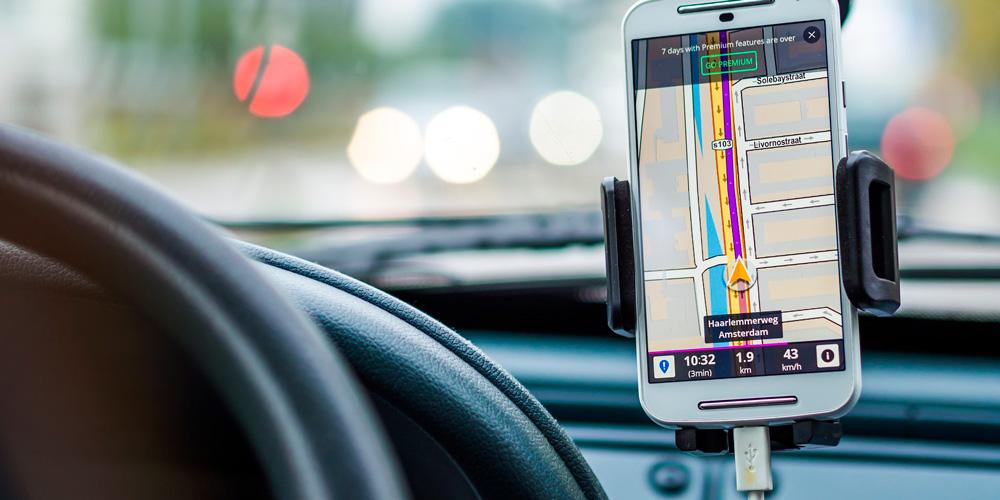 cuánto consume google maps
