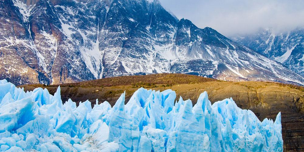 patagonia de luna de miel