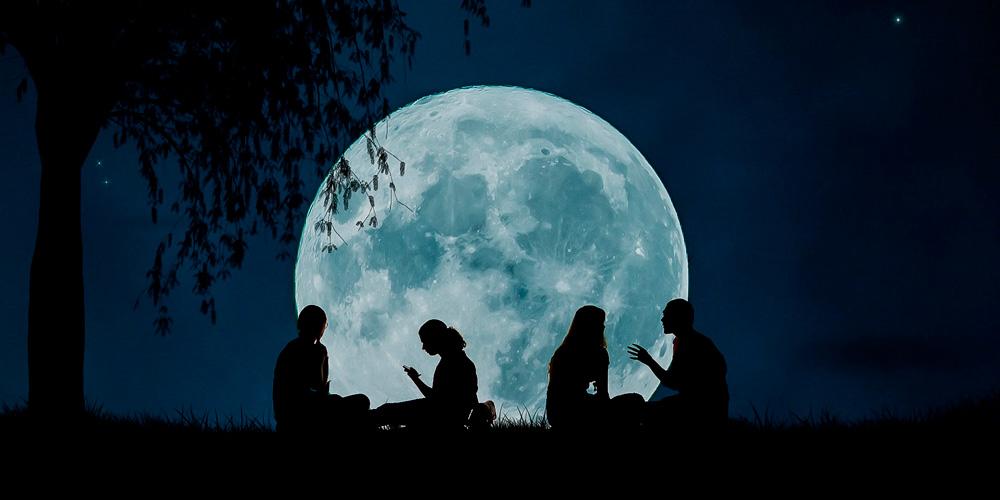 qué es la ilusión lunar