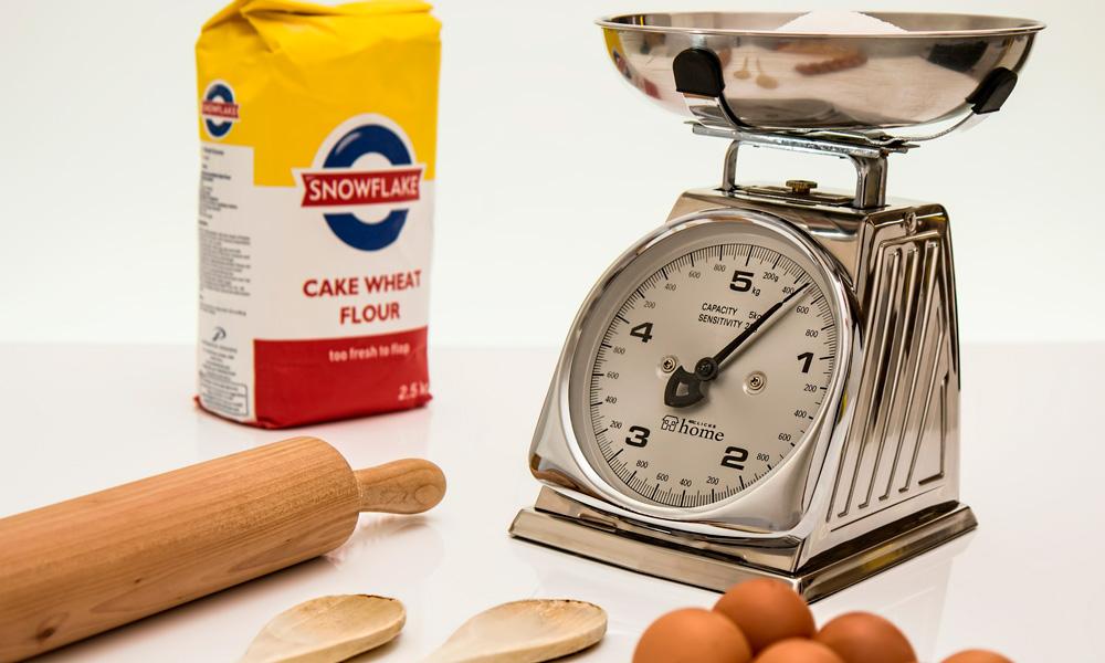tablas de equivalencias de medidas en cocina
