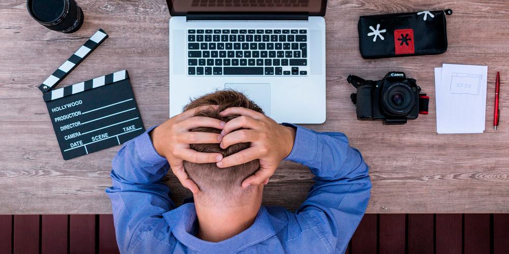 estrés y dolor de cabeza