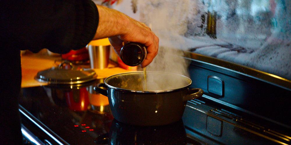 técnicas básicas de cocina