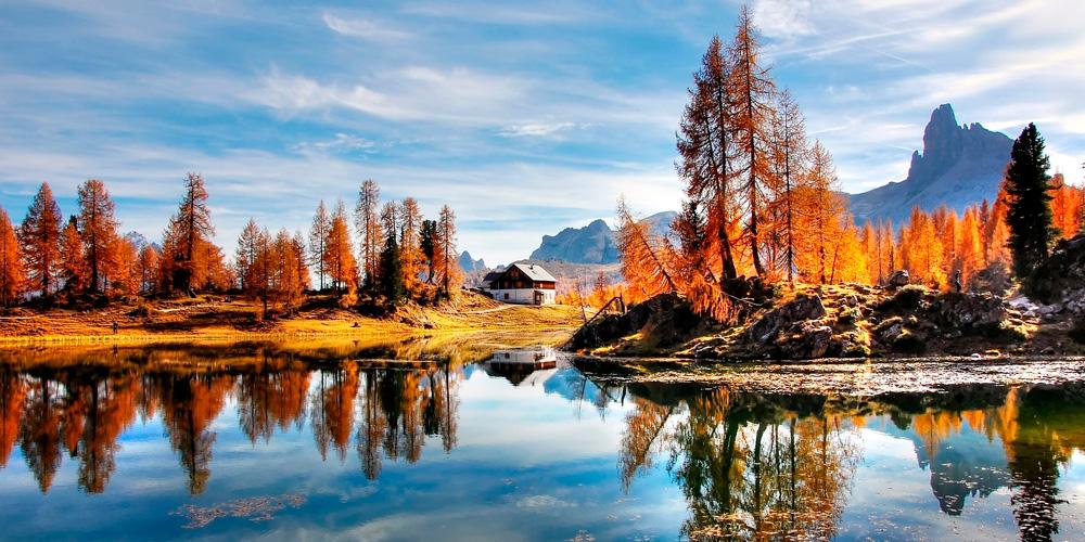 buenas fotos del otoño