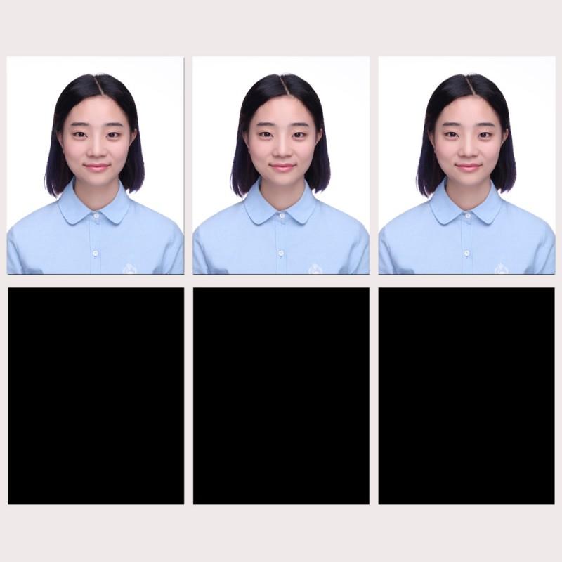 Cómo hacer tus fotografías de carnet o pasaporte en casa